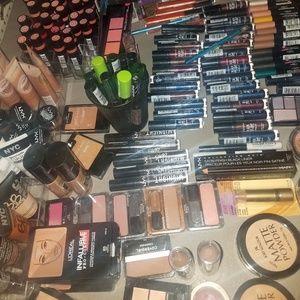 500x makeup lot